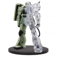 (現貨) 玩具哩到.Banpresto 高達 MS-06F渣古2 半身內構景品 (不可動) 模型