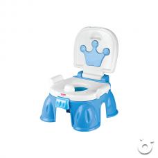兒童學習座廁 (藍色)