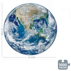 1000塊地球拼圖