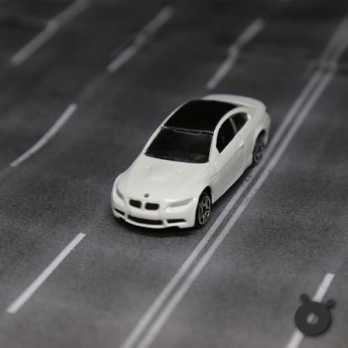 Toyslido - 2008寶馬BMW M3 Coupel 1:64 合金汽車模型玩具