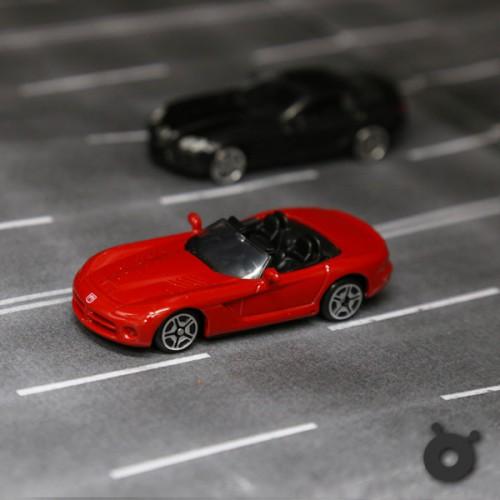 Toyslido - 2003 道奇Dodge Viper SRT-10 1:64 合金汽車模型玩具