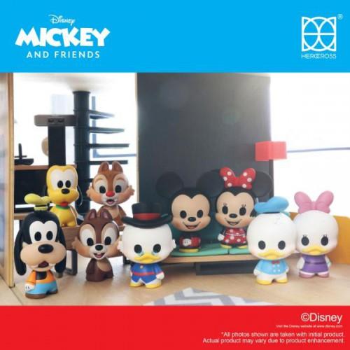 (現貨) 迪士尼 -  米奇家族盲盒套裝 兒童玩具 模型 (15歲以上適用)