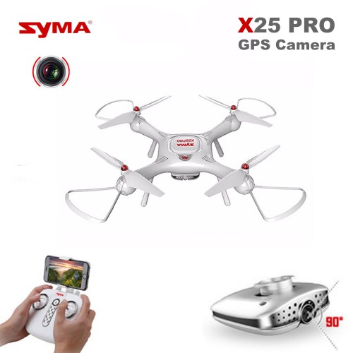 .Syma X25 Pro GPS Camera Drone