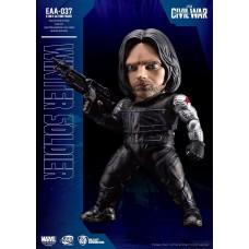Beast Kingdom- Captain America: Civil War Egg Attack Action:Winter Soldier Figure