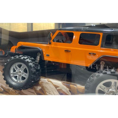 (現貨) Toyslido 1:14 Land Rover 越野路華 Defender D110 玩具遙控車 (6歲以上適用) (橙色)