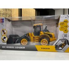 (現貨) Toyslido Volvo 沃爾沃建築設備L50H輪式裝載機工程車玩具遙控車(6歲以上適用)
