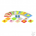 Fruit and vegetable Puzzle Set and English Vocabulary Card