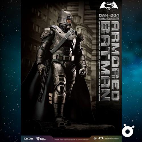 Beast Kingdom Dynamic Action Heroes: Batman v Superman- Armored Batman