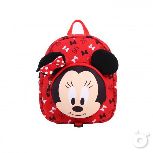 迪士尼系列 : 米妮 潛水料書包