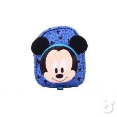 迪士尼系列 - 米奇 潛水料書包 (藍色)