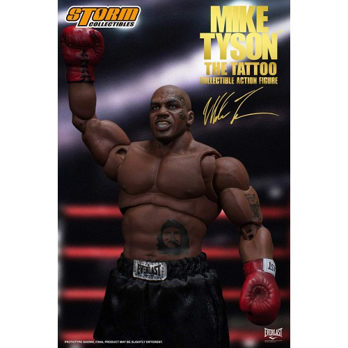 Storm Collectibles - Mike Tyson The Tattoo