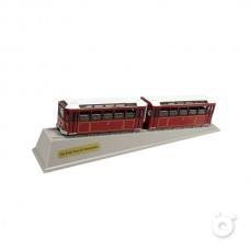 Tiny City 130 Die-cast Model Car – The Peak Tram Fifth Generation (with ramp)