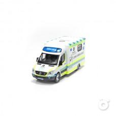 Tiny 城市 38 合金車仔 – 平治 Sprinter 聖約翰救護車 (SJ70)
