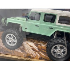 (現貨) Toyslido 1:14 Land Rover 越野路華 Defender D110 玩具遙控車 (6歲以上適用) (綠色)