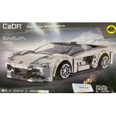(現貨) Toyslido 1:20 蓮花Lotus 積木遙控跑車 益智兒童玩具 - 308塊(6歲以上適用)