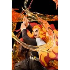 (預訂商品: 10月15日截訂, 訂金:1000, 訂價:3799) Bell Fine -鬼滅之刃 - 炎柱・煉獄杏壽郎 Kyojuro Rengoku 火焰特效  限定特典版 模型