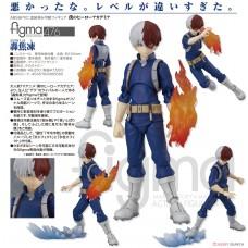 (預訂商品: 4月13日截訂, 訂金:160) Max Factory 我的英雄學院 figma 轟焦凍 可動人偶