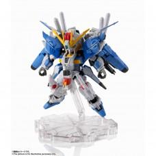 Bandai NXEdge Style 可動模型: [Mashin Unit] Ex-S 高達 (藍色迷彩規格) (成品)