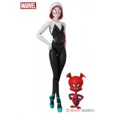 (預訂商品: 8月28日截訂, 訂價: 639, 訂金:200) Medicom MAFEX No.134 女蜘蛛人·關 & 豬豬人可動人偶