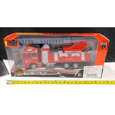 Toyslido 消防車仔 特價陳列樣辦玩具 (3歲以上適用)