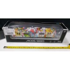 Toyslido 火車 特價陳列樣辦玩具 (3歲以上適用)