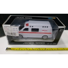 Toyslido 救護車仔 特價陳列樣辦玩具 (3歲以上適用)