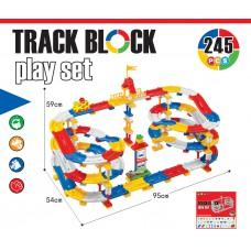 245塊 DIY 軌道玩具套裝