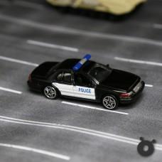 Toyslido - 福特皇冠維多利亞 1:64 合金汽車模型玩具
