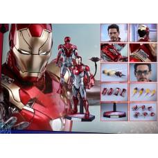 (尾款:1380, 訂金:1000, 訂價: 2380)  Hot Toys《蜘蛛人:返校日》1:6比例鐵甲奇俠 Iron Man Mark 47 合金珍藏人偶 (每人限一, 只限上門自取)