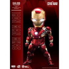 Captain America: Civil War Egg Attack Action  Iron Man Figure