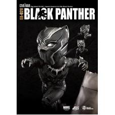 Beast Kingdom- Captain America: Civil War Egg Attack Action: Black Panther Figure