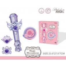 Toyslido 魔幻咪高峰 內置音樂及境光效果 (粉紅色款) 特價陳列樣辦玩具 (3歲以上適用)