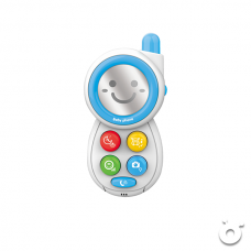 Baby Phone - Blue