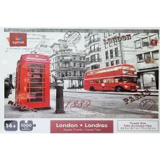 (現貨) Toyslido 倫敦風景 拼圖    Jigsaw Puzzle (1000塊)