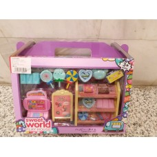 Candy Set Discount Sample Display Toy