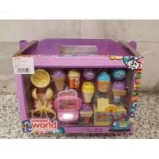 Ice Cream Set Discount Sample Display Toy