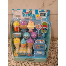 糖果美食套裝 (3歲以上適用) 特價陳列樣辦玩具