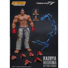 Storm Collectibles Tekken 7 1/12 Action Figure -  Kazuya Mishima