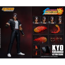 Storm Collectibles The King of Fighters '98 1/12 Action Figure - Kyo Kusanagi
