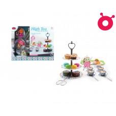 High Class English Afternoon Tea Toy Set - 39pcs (Animal)