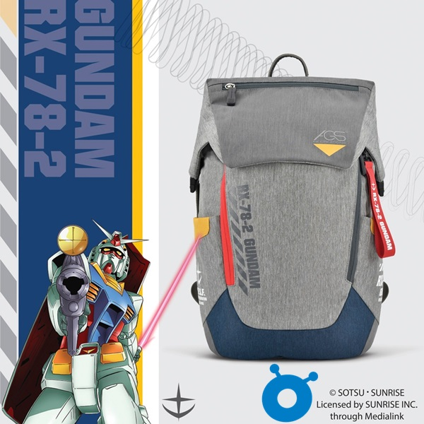 Gundam Backpack