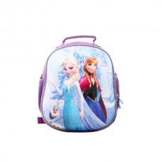 迪士尼系列 : 冰雪奇緣 硬殼書包|背部及背帶有舒適保護墊