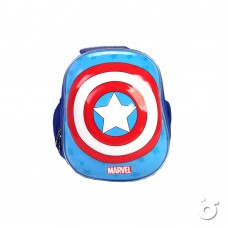 Marvel Super Hero : Captain America - Hard Shell Backpack