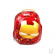 Marvel Super Hero : Ironman - Hard Shell Backpack
